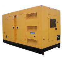 China Three Phase Output Silent Diesel Generator Set 200kva Electric Motor Starting System wholesale