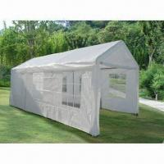 China PE Fabric Carport, Measures 3 x 6m wholesale