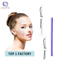 China Double Blunt Needle Cog Thread Face Lift Skin Rejuvenating Anti - Aging wholesale