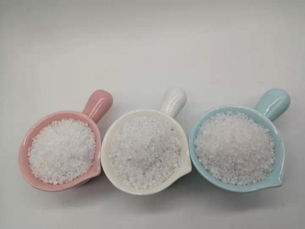 Quality Graininess White Fused Alumina 99.00% Min Al2O3 High Hardness Eco - Friendly for sale