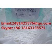 China Raw Anabolic Steroids Testosterone Isocaproate Powder CAS 152-62-86-9 For Muscle Growth on sale