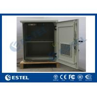 China Waterproof Anti-theft Outdoor Wall Mounted Cabinet For Installing Battery / Equipment wholesale