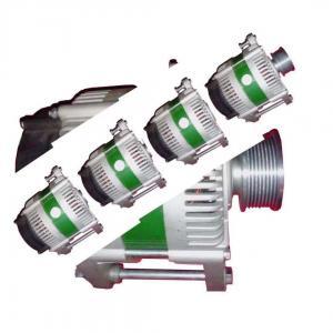 China 85% efficiency  heavy equipment and emergency vehicle alternator 28V 300A wholesale
