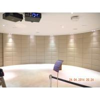 China Large Heavy duty Automatic Curved Sliding Door for Hongkong building Stage background on sale