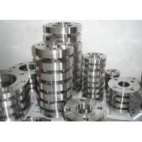 China Pipeline Stainless Steel Flanged Fittings , DIN2566 1.4306 Stainless Steel Din Flanges wholesale