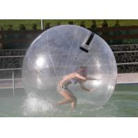 China Aqua Walking Inflatable Outdoor Toys 1.0mm Thickness PVC / TPU Large Sized wholesale