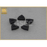 China Durable Tungsten Carbide Tool Inserts , Strong Custom Carbide Inserts wholesale