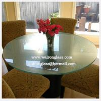 China tempered glass table top replacement on sale