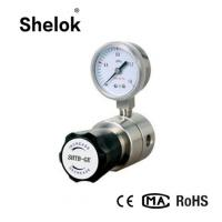 China Double Stage Pure Gas Pressure Regulator, Natural Gas Pressure Regulator on sale