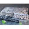 China Architectural Aluminum Facade Panels / Decorative Metal Sheet Facade Laser Cut Sheet wholesale