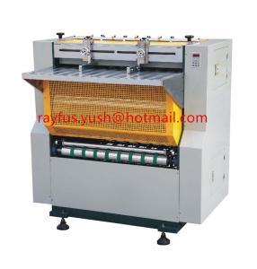 China Cardboard Grooving Machine, for rigid box wholesale