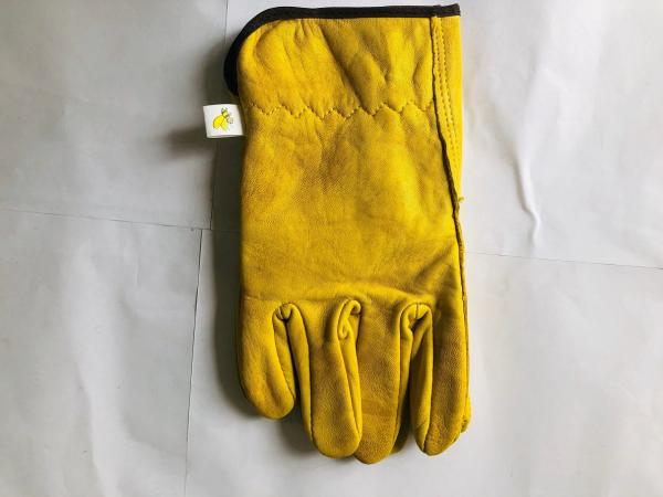 Quality Farm Beekeeping Gloves Abrasion Resistant Full Sizes No Lining of Beekeeping Gloves for sale