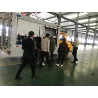 China Metal or Aluminum Alloy Industrial Motorized Automatic Overhead Roller Shutter Door wholesale