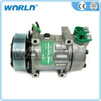Buy cheap 1853081 1888033 24 Volt Car AC Compressor SD7H15 For Scania G , P , R Series from wholesalers