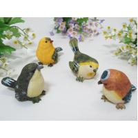 China Home/ office desk ornament artifical bird wedding gifts wholesale