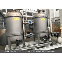 China Multi-Function Sucking Type Duplex Self Cleaning Filter for cooling tower side stream filtration system wholesale