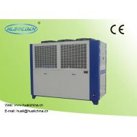Buy cheap 50hz Industrial Water Chiller , High Efficient Compressor And Evaporator Air Cooled Chiller from wholesalers