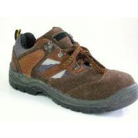 China Suede Leather Safety Shoes wholesale