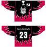 China Custom sublimated ice hockey jersey wholesale