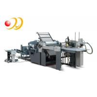 China Electric Control Knife Thermal Book Binding Machine With PLC Control System on sale