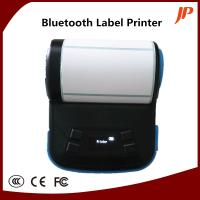 Cheap 80mm thermal barcode label sticker printer with USB bluetooth interface