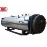 China High Efficiency Gas Steam Boiler , Food Industry Horizontal Diesel Oil Steam Boiler wholesale