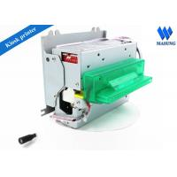 Compact structure 80mm kiosk ticket printer for queue up , Easy paper loading