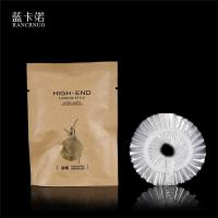 Buy cheap RANCRNUO OOC-SC bag packing one time disposable hotel shower cap from wholesalers