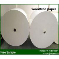 China High Quality 65Gsm Cream Bulky Paper wholesale