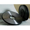 China 1A1 Shaped CBN Grinding Wheels Engine Camshaft Superhard Hardness Black wholesale
