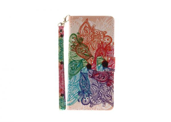 Quality Samsung Galaxy Pu Leather Phone Case Scratch Resistant Smooth Surface for sale