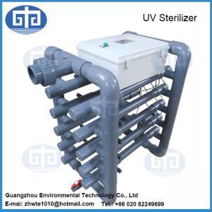 China Raising Saltwater Shrimp in Tank UV Sterilizer on sale