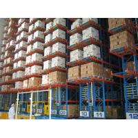 China Self Supported Industrial Racking And Steel Storage Systems Height 10-30M wholesale