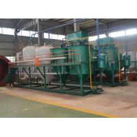 China Cooking oil refining machine for peanut soybean sunflower oil on sale