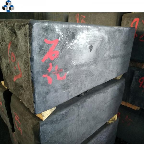 Quality Isostatic Graphite Blocks and Rods High Purity Graphite Block and Plate for sale
