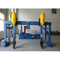 China Fillet Welding H Beam Production Line Of Saw Welding Machine 800mm Flange Height on sale