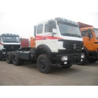China Beiben 6x4 heavy tractor trucks for sale 380hp prime mover truck on sale
