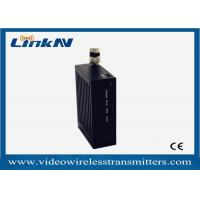 Over 1 Km Long Range COFDM Transmitter NLOS Wireless Video Transmission
