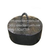 China China Quality Marine & Offshore Supplier Quality Anchor chain & 3.5ton Gray Iron Cast sinkers For Sale wholesale