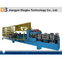 Buy cheap C / Z Interchangeable Steel Sheet Roll Forming Machine With 380V / 3PH / 50HZ from wholesalers