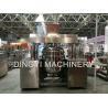 China 600L SS316L Lotion Vacuum Emulsifier Hydraulic Lifting Water Ring Type Vacuum Pump wholesale