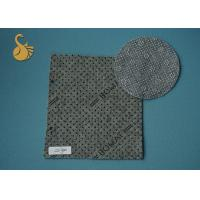 China Water proof Needle Punched Felt For Door Mats Underlay / Clothing Lining wholesale