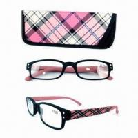 China Reading glasses with case and CE/FDA certificates wholesale