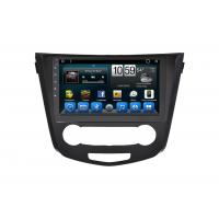 China Nissan Qashqai 10.1 Inch Stereo Car GPS Navigation System Built In Bluetooth on sale