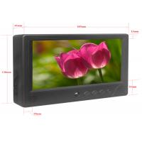 China Roof Mount Android Wifi 4G Bus Digital Signage 27 Inch 1080P Bus LCD Monitor on sale