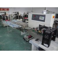 China Horizontal Automatic Rotary Pillow Pack Machine , Candy Packaging Machine on sale