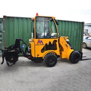China Specializing Wheel Loader Agriculture Farm Machinery 0.5cbm Bucket Capacity M910 wholesale