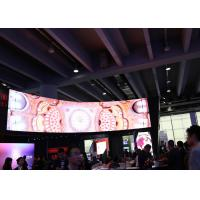China High Resolution Indoor Rental LED Display , Asynchronous LED Display for Event / Party wholesale