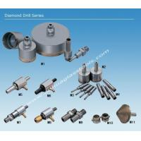 China Diamond Drill for drilling glass wholesale