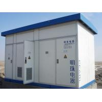 Buy cheap Compact Low Loss Prefabricated Package Substation For Wind Power System from wholesalers